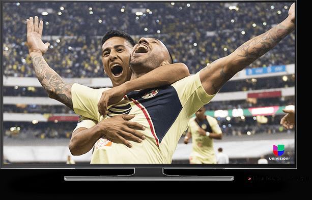 Ver Fútbol con Liga MX per Univision - Muleshoe, TX - Ace Satellite - Distribuidor autorizado de DISH