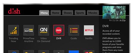 Vea television con DISH - Ace Satellite en Muleshoe, TX - Distribuidor autorizado de DISH